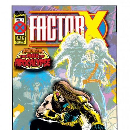 Factor X #1