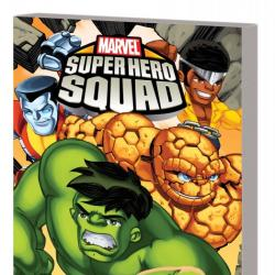 Super Hero Squad: Heroed Out