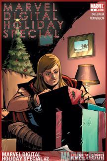 Marvel Digital Holiday Special #2