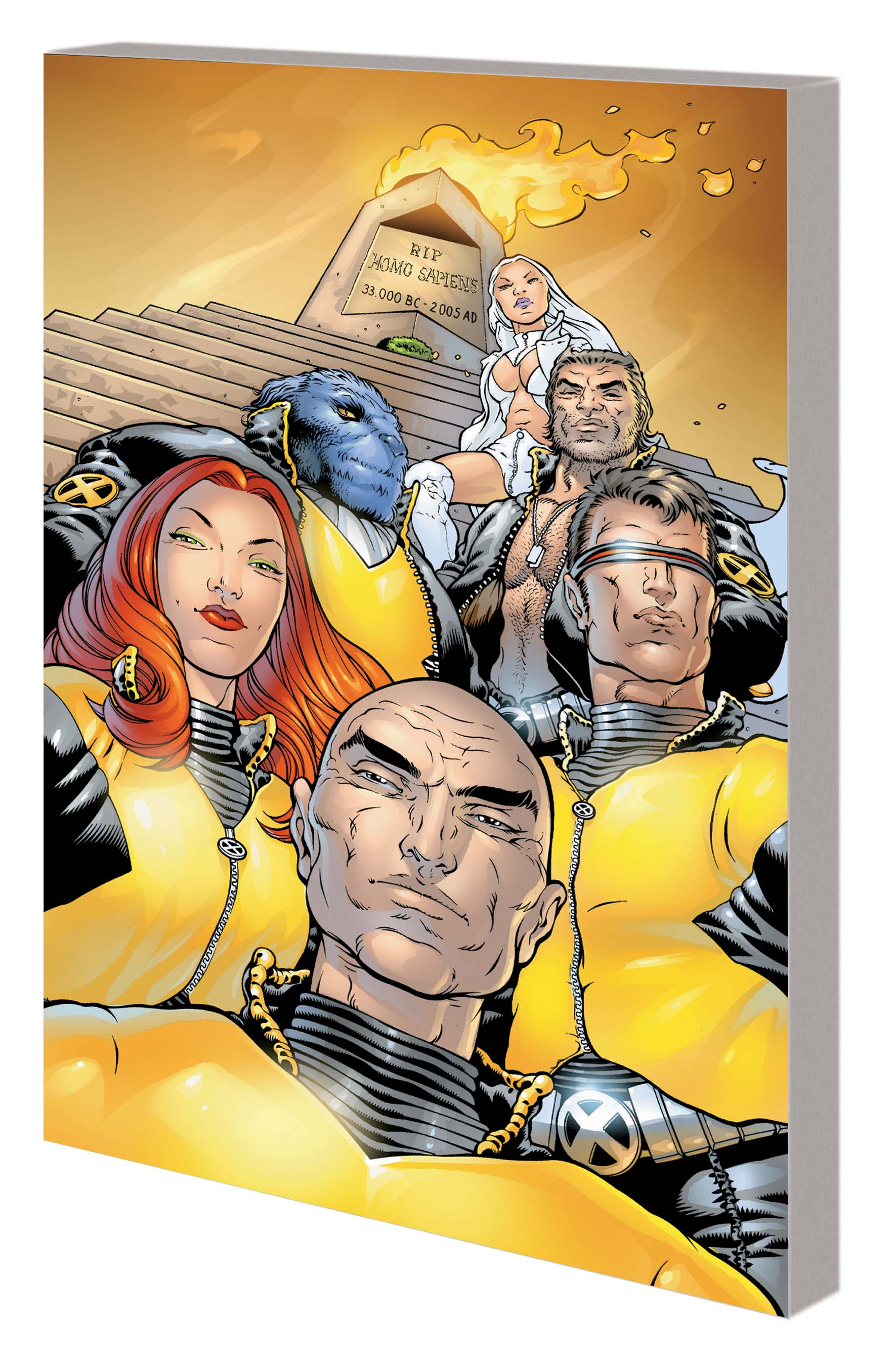 New X-Men Vol. 1: E Is for Extinction GN-TPB (Graphic Novel)