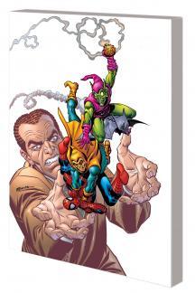 Spider-Man: Hobgoblin Lives (Trade Paperback)