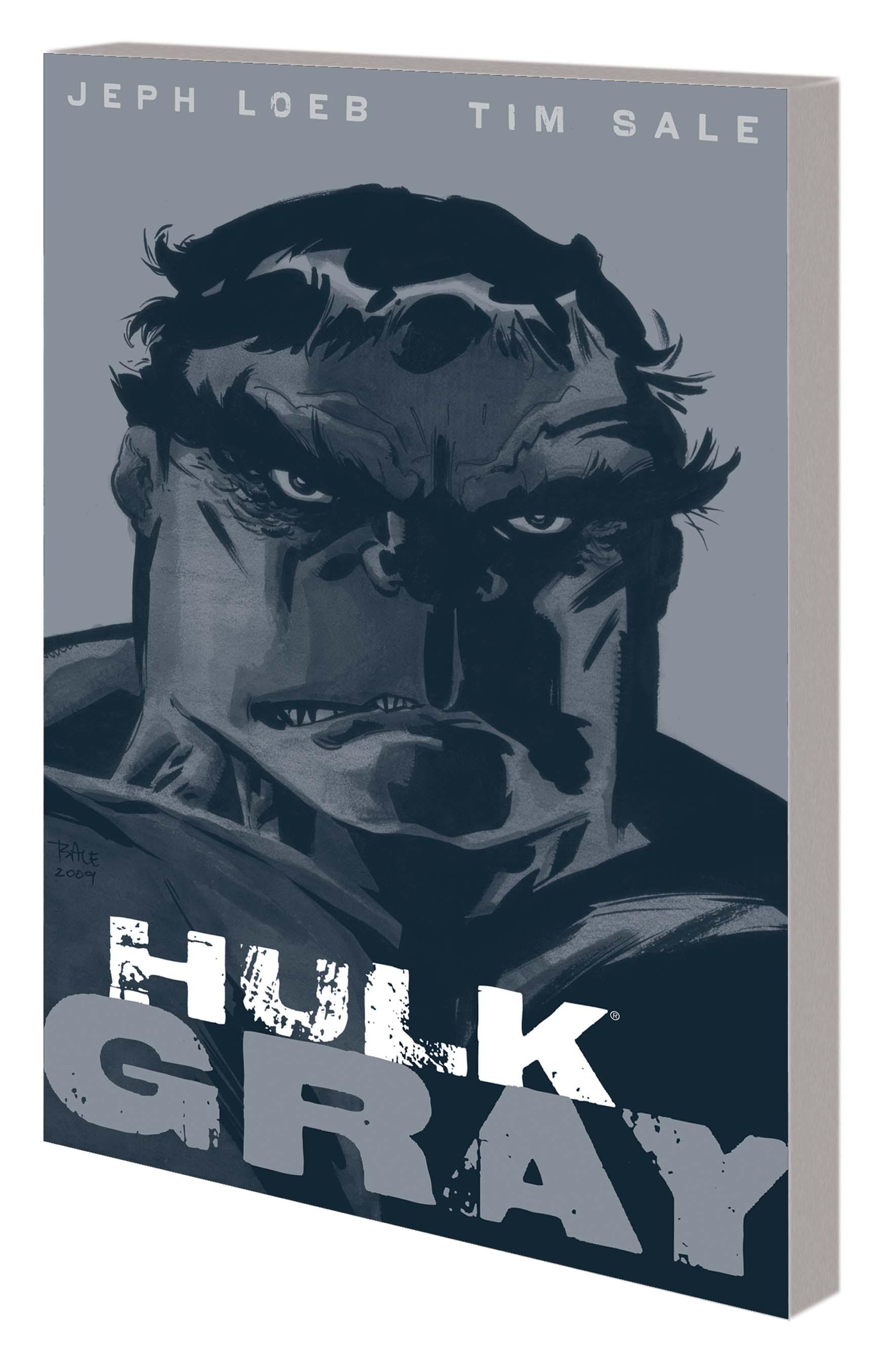 Hulk: Gray (All-New Edition) (Trade Paperback)