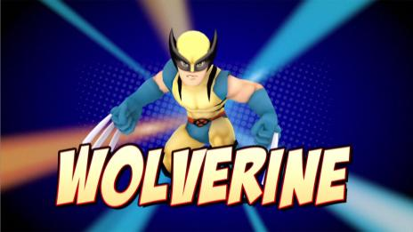 Super Hero Squad Online: Wolverine Vignette
