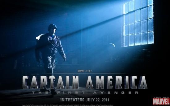Captain America: The First Avenger Wallpaper #5