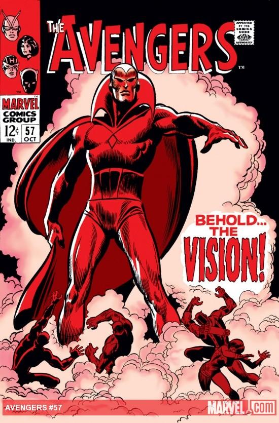 Avengers (1963) #57