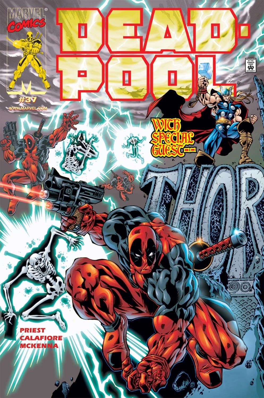 Deadpool (1997) #37