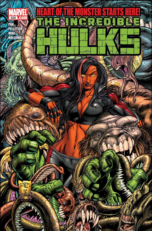 Incredible Hulks (2009) #630