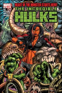 Incredible Hulks #630