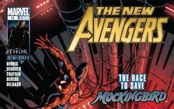 New Avengers (2010) #11