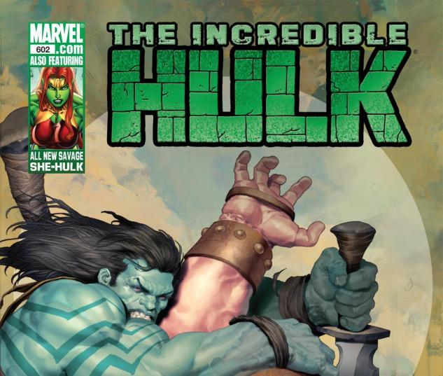 Incredible Hulks (2009) #602