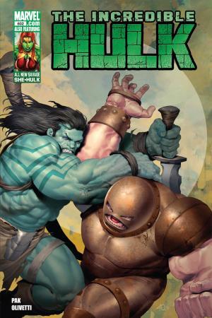 Incredible Hulks #602