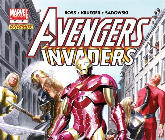 Avengers Invaders 2008 2