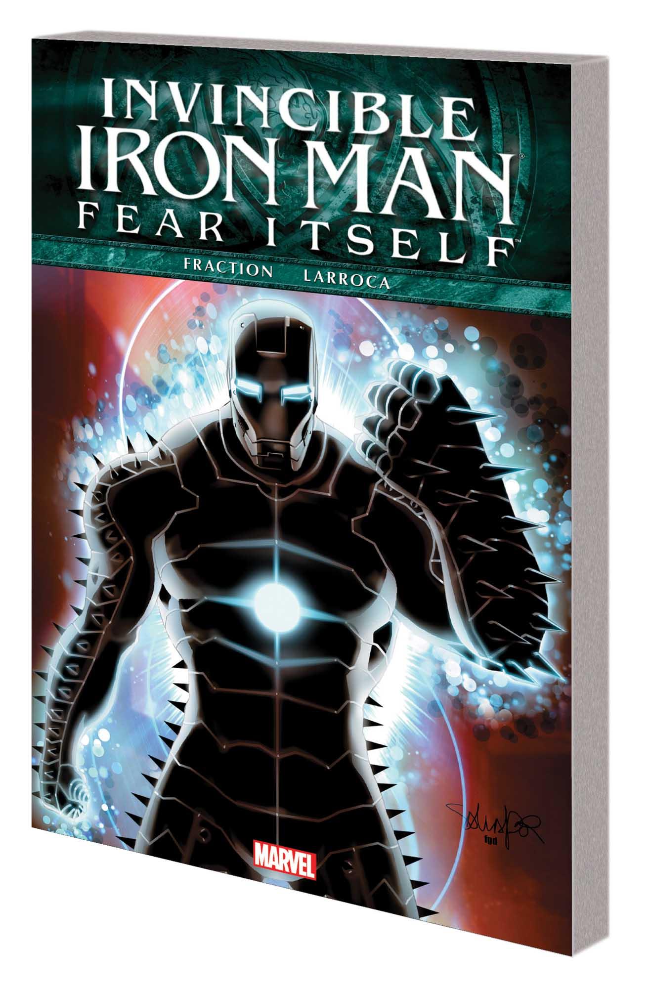 Fear Itself: Invincible Iron Man (Trade Paperback)
