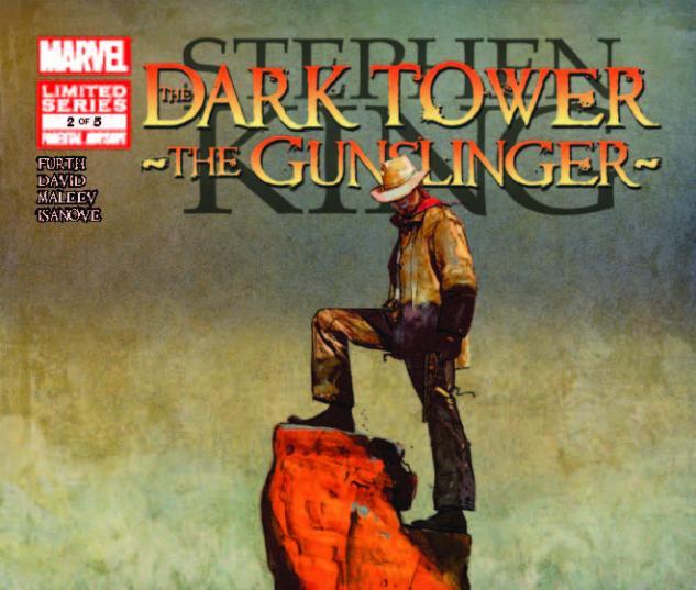 DARK TOWER: THE GUNSLINGER - THE MAN IN BLACK 2
