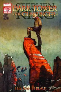 Dark Tower: The Gunslinger - The Man In Black #2