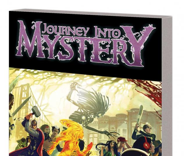 JOURNEY INTO MYSTERY/NEW MUTANTS: EXILED TPB