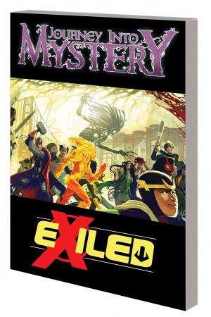 Journey Into Mystery/New Mutants Crossover (Trade Paperback)