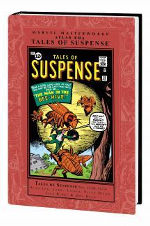 Marvel Masterworks: Atlas Era Tales of Suspense Vol. 4 HC (Hardcover)