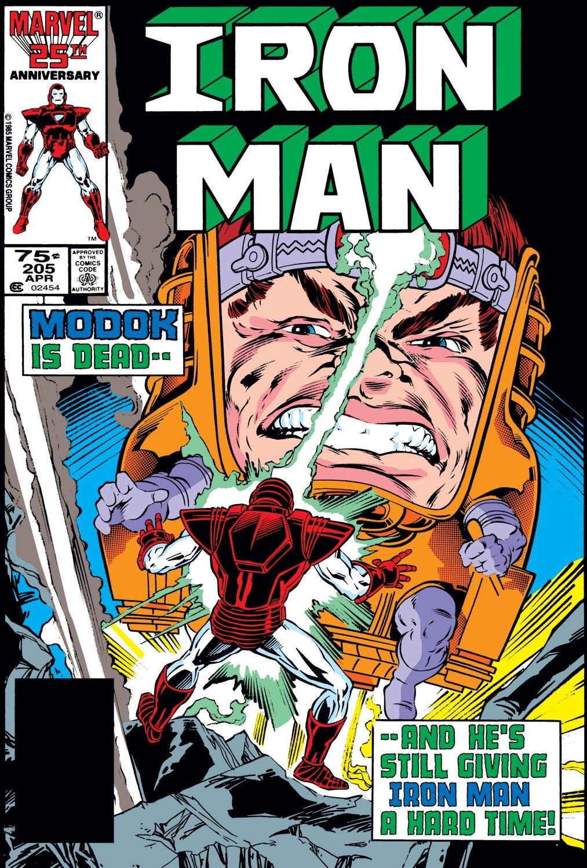 Iron Man (1968) #205