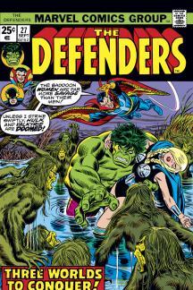 Defenders (1972) #27