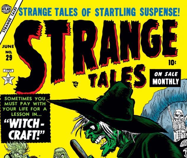 Strange Tales (1951) #29 Cover