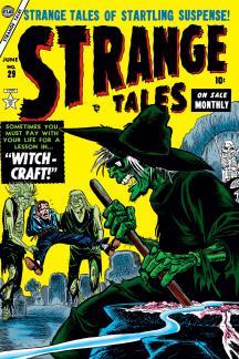Strange Tales #29