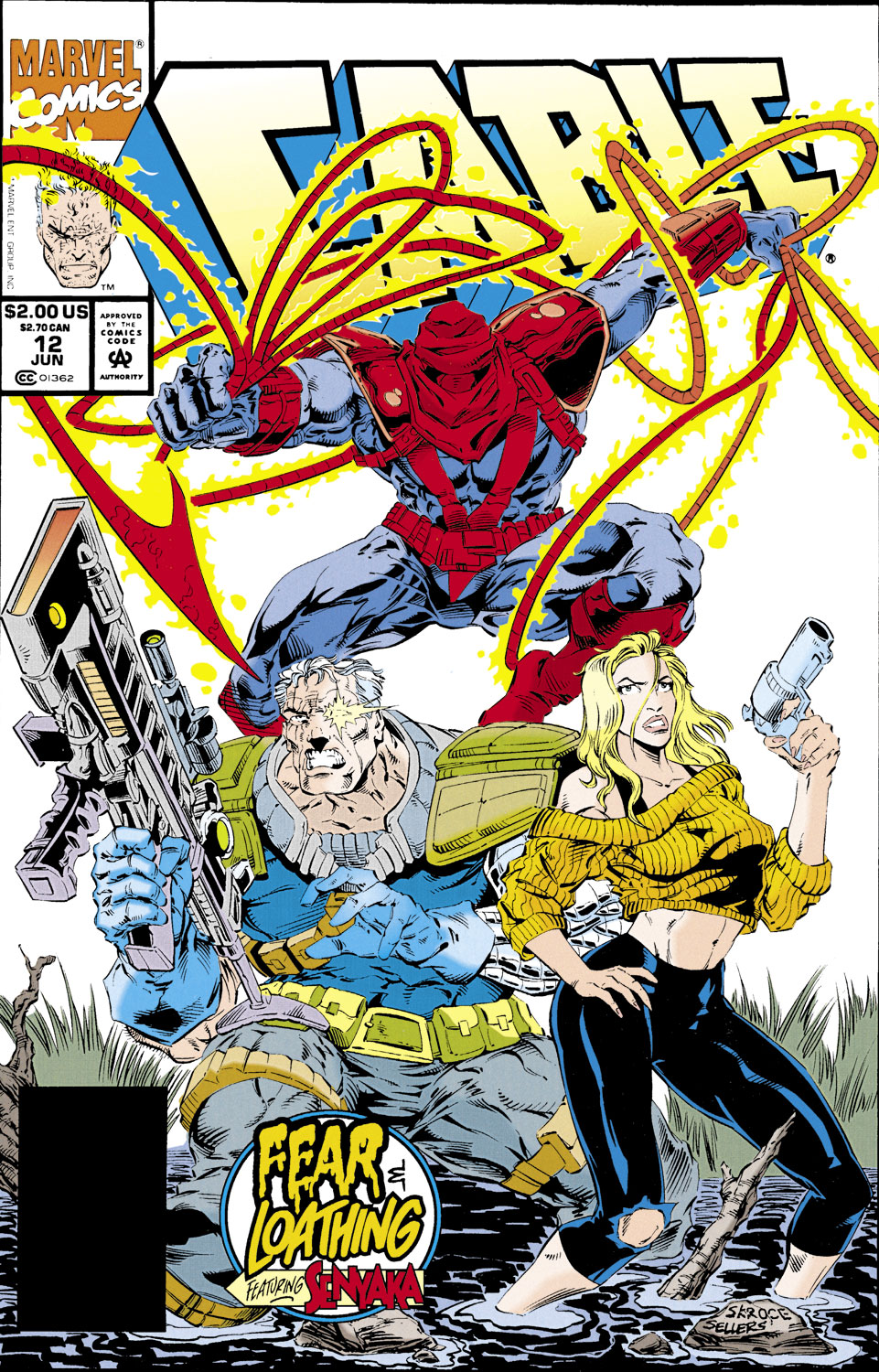 Cable (1993) #12