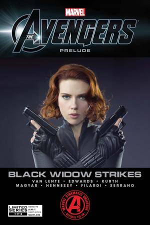 Marvel's The Avengers: Black Widow Strikes (2012) #1