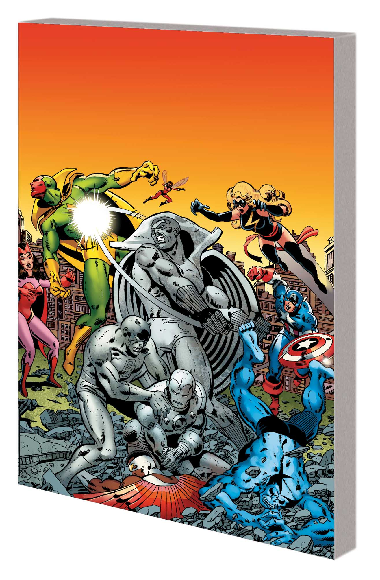 Avengers: Heart of Stone (Trade Paperback)