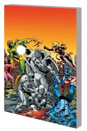 Avengers: Heart of Stone (Trade Paperback)