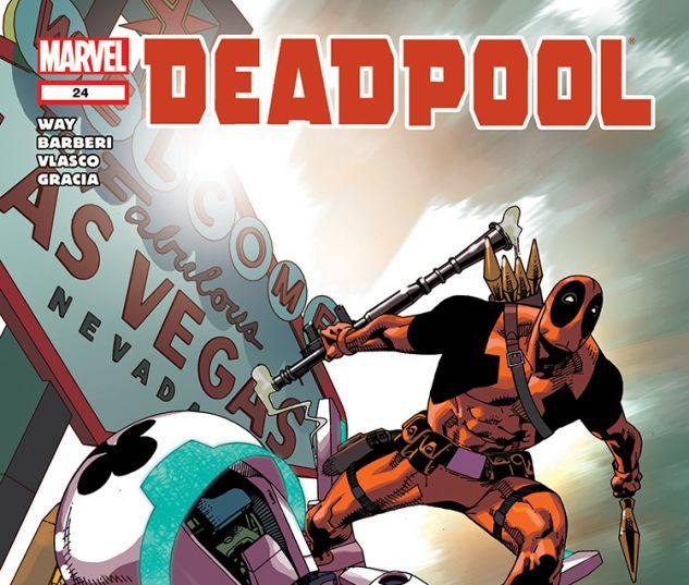 Deadpool (2008) #24