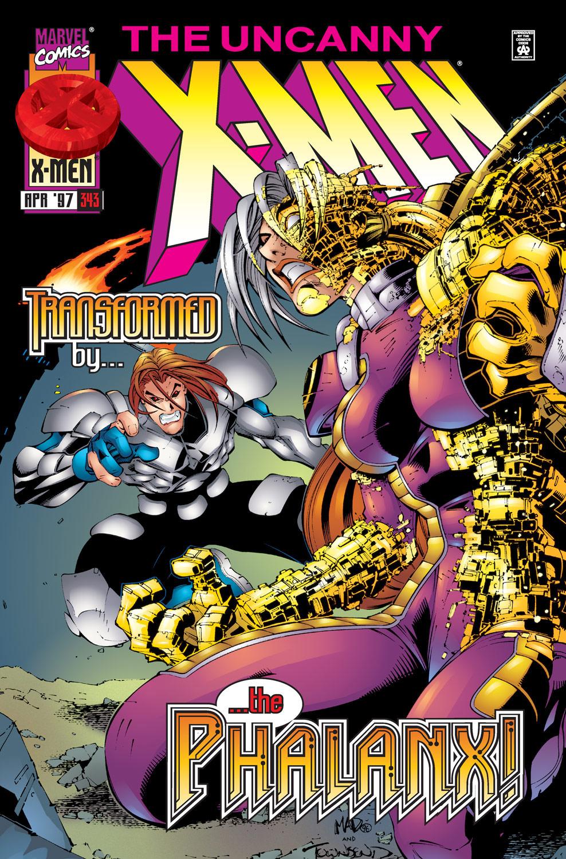 Uncanny X-Men (1963) #343