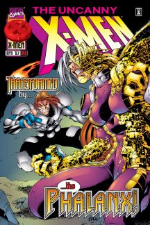 Uncanny X-Men #343