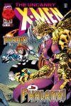 Uncanny X-Men (1963) #343 Cover