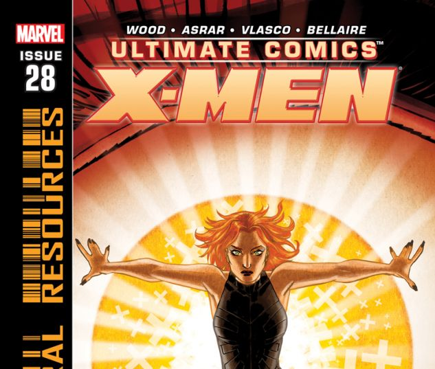 ULTIMATE COMICS X-MEN 28