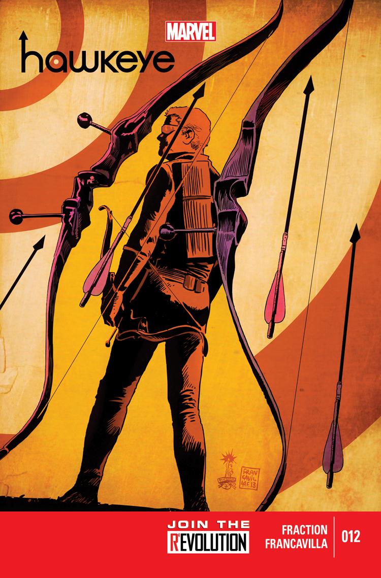 Hawkeye (2012) #12