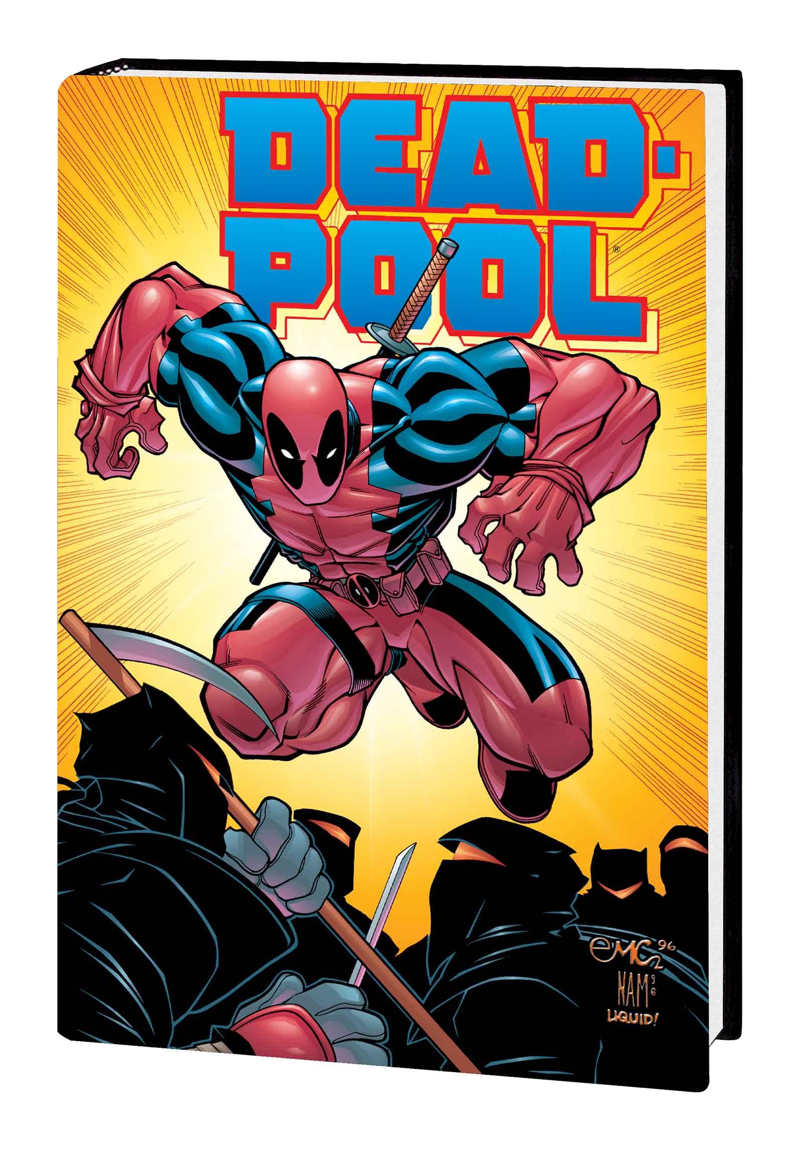 Deadpool by Joe Kelly (Hardcover)