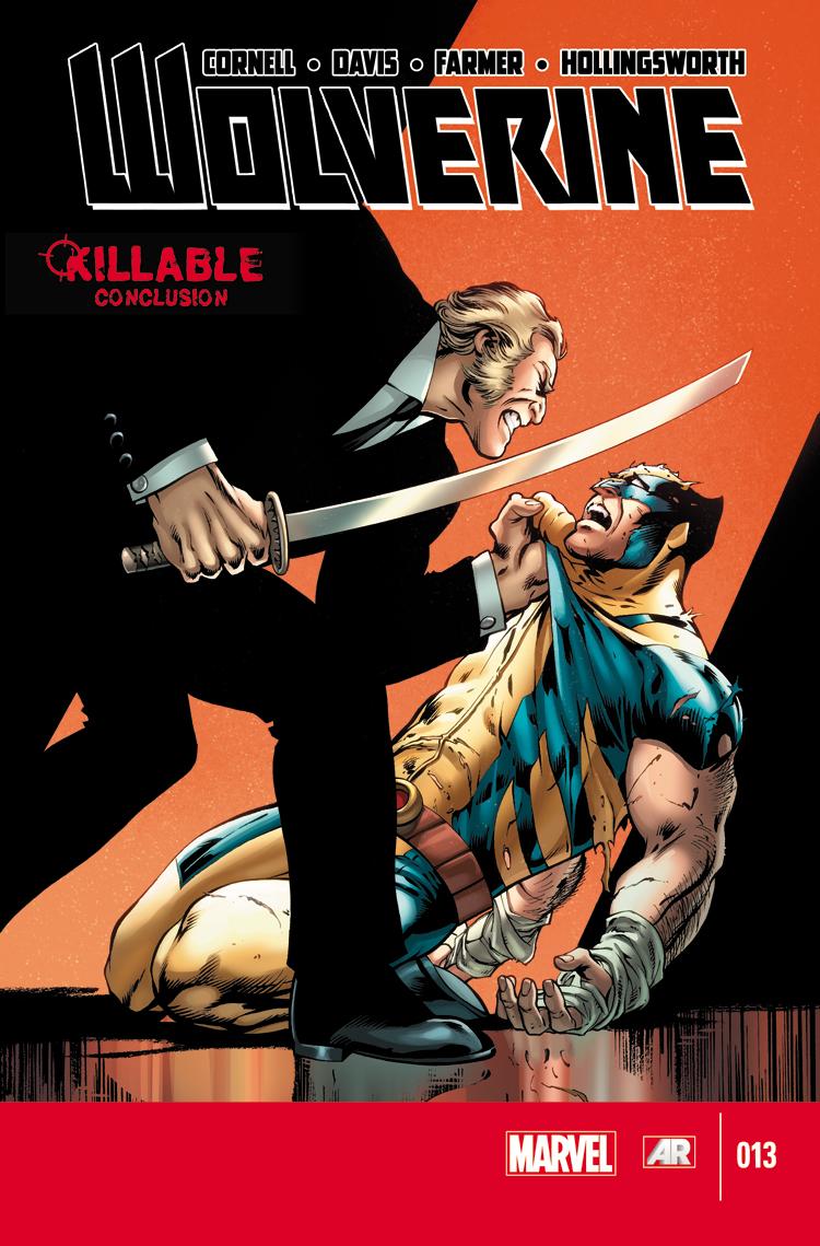 Wolverine (2013) #13