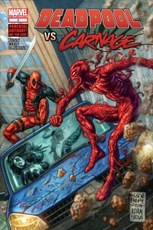 Deadpool Vs. Carnage #2