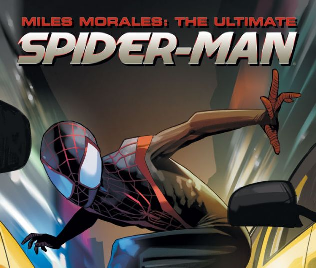 MILES MORALES: ULTIMATE SPIDER-MAN 1 STAPLES VARIANT (WITH DIGITAL CODE)