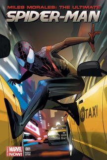 Miles Morales: Ultimate Spider-Man (2014) #1 (Staples Variant)