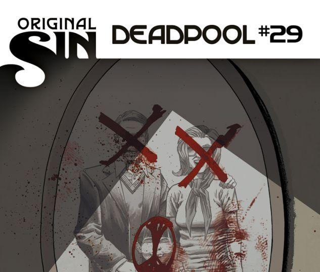 DEADPOOL 29 (SIN, WITH DIGITAL CODE)