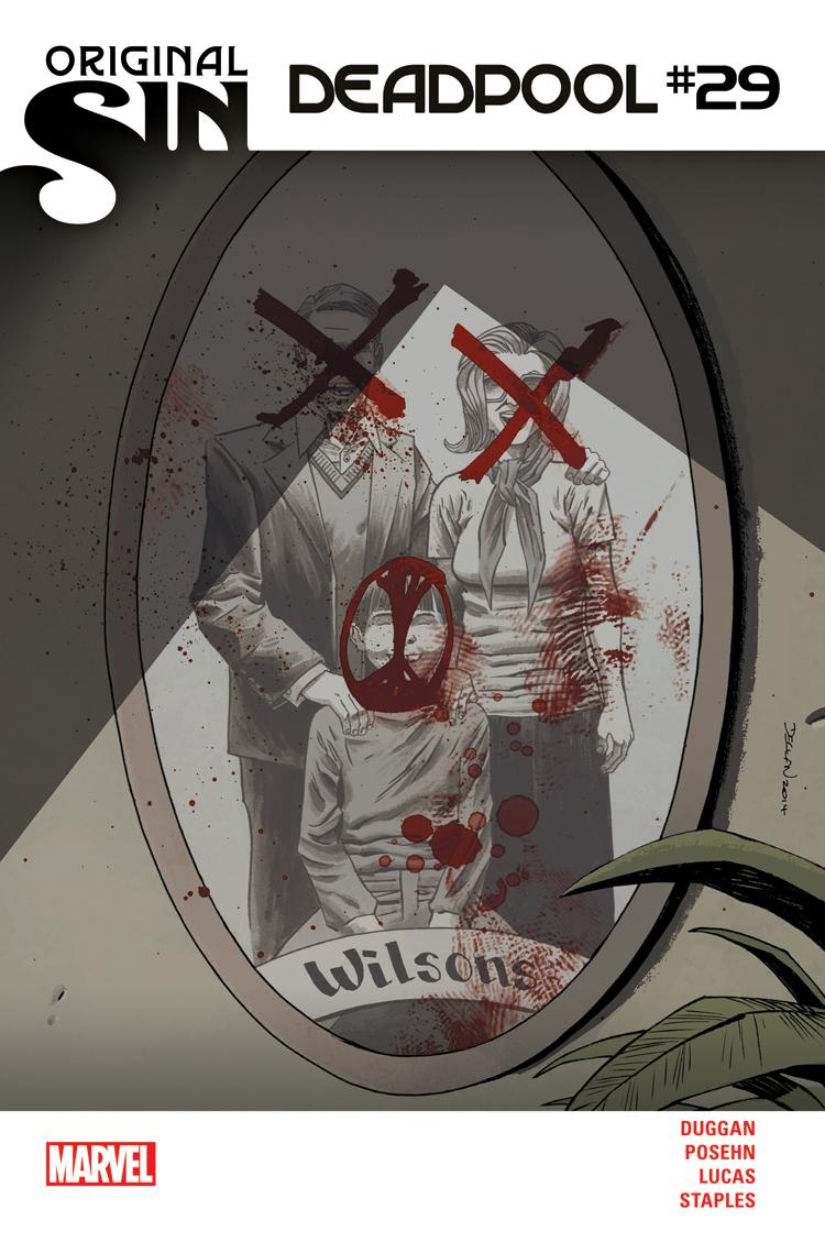 Deadpool (2012) #29