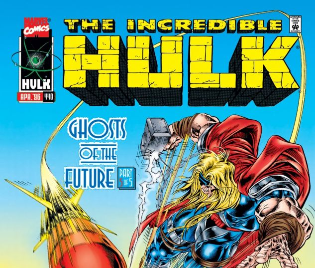 Incredible Hulk (1962) #440 Cover