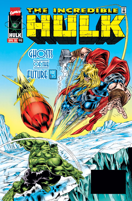 Incredible Hulk (1962) #440