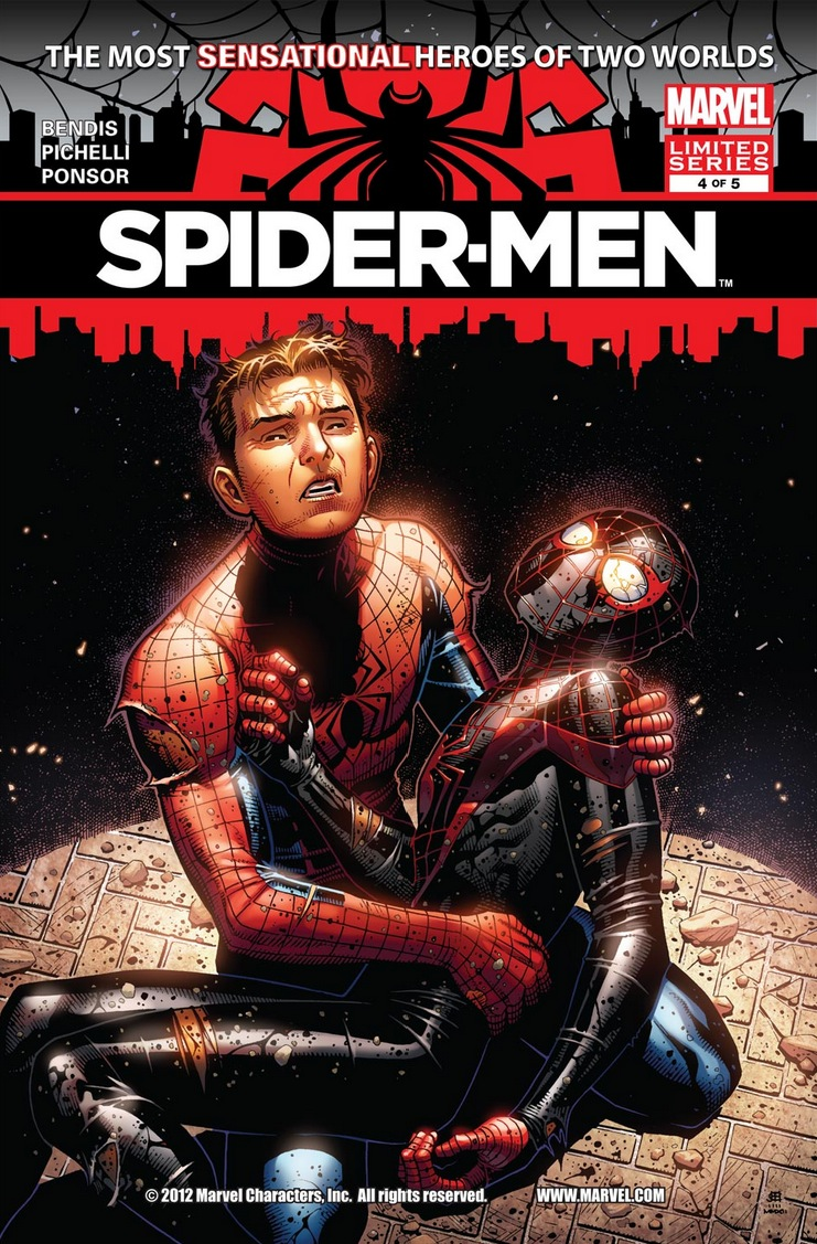 Spider-Men (2012) #4