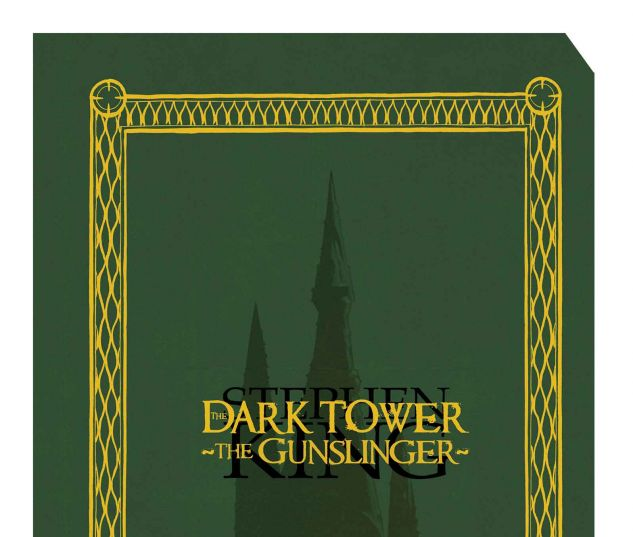 DARK TOWER: THE GUNSLINGER OMNIBUS HC SLIPCASE