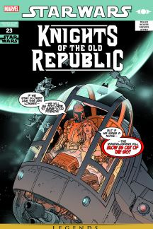 Star Wars: Knights Of The Old Republic (2006) #23