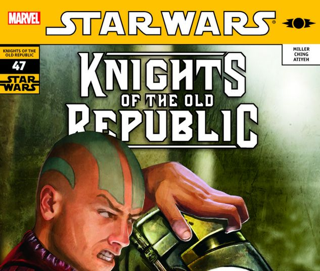 Star Wars: Knights Of The Old Republic (2006) #47