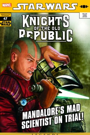 Star Wars: Knights of the Old Republic #47